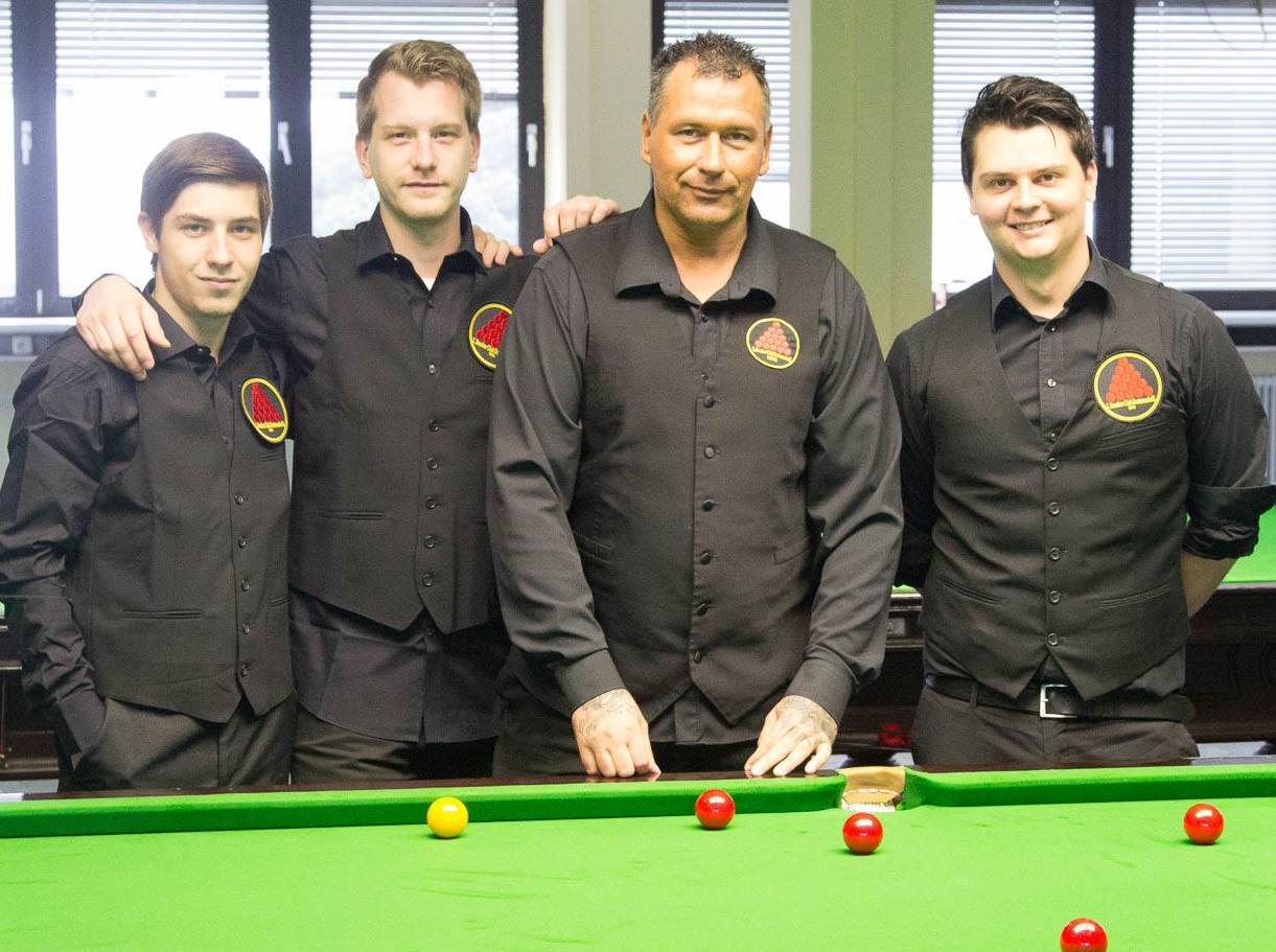 Oberliga-Mannschaft 2014